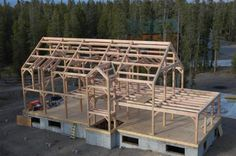 Timber Frame Loft Natural Element Timber Frame Homes Pinterest