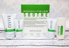 Soothe your sensitive skin and maintain a healthy-looking, even-toned complexion. A complete Multi-Med® Therapy solution, SOOTHE Regimen is developed specifically for sensitive skin with our patent-pending RF Cold Fusion™ Technology to replace harsh emulsifiers used to create traditional creamy moisturizers, and RFp3 technology, a powerful combination of skin-soothing and potent peptides, to calm dry, chapped, cracked skin and reduce visible signs of redness.