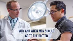 Why and When Men Should Go to the Doctor | Intermountain Healthcare