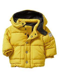 Gap | Warmest jacket