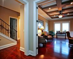 Brazilian Cherry Hardwood Flooring Design, Pictures, Remodel, Decor and Ideas - page 4