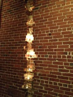 brick wall restaurant - Google Search