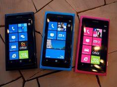 Evolution of Mobile Phones: 1995 – 2012