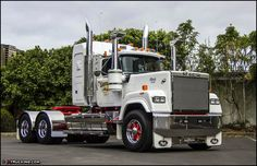Image result for custom Mack trucks