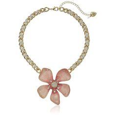 Betsey Johnson Boho Betsey Butterfly Pendant Necklace 3.5 Extender 15.5