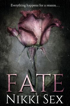 Fate by Nikki Sex - cover reveal -