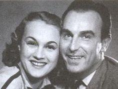 Adina Mandlová a Raoul Schránil