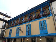 Oviedo, Asturias (Spain) i love this color combo :)
