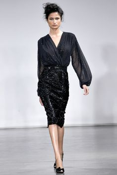 L'Wren Scott Spring 2012 Ready-to-Wear Collection Photos - Vogue