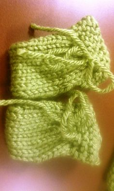 Ravelry: Project Gallery for Janet Marie's Knit Baby Mittens pattern by Janet (Marston-McGregor) Ethridge