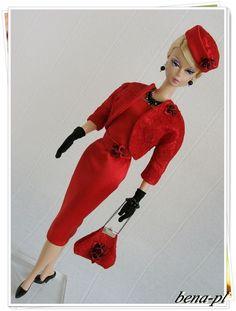 bena-pl Clothes for FR Victoire Roux, Silkstone & Vintage Barbie OOAK outfit | Dolls & Bears, Dolls, Art Dolls-OOAK | eBay!