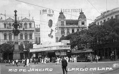 Rio 1940 lapa