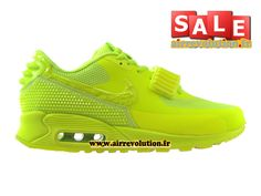 NIKE AIR MAX 90 YEEZY 2 SP (BLKVIS) - CHAUSSURE NIKE SPORTSWEAR PAS CHER POUR HOMME Volt/Vert Fluorescent 508214-603iD