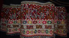 Част от полите на сукман от с. Зорница, Ямболско (Експонат на РИМ Ямбол) / Skirts of a sukman from village Zornitsa, Yambol district (Exhibit of Regional Historical Museum of Yambol)