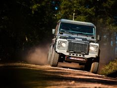 2015 Defender Challenge Off To A Flying Start | http://www.lro.com/news/land-rover-events/1504/2015-defender-challenge-off-to-a-flying-start/