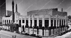 photo c 1930 historic Hollywood Los Angeles The Pantages Theatre 2877-07