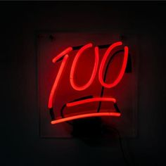 Amped & Co offers a selection of trendy neon designs for the home. Humming with attitude, these neon signs will add an illuminating piece of vintage, artistic des. Red Aesthetic Grunge, Neon Aesthetic, 100 Emoji, Neon Wall Signs, Neon Gas, Neon Rouge, Neon Quotes, Neon Words, Neon Design
