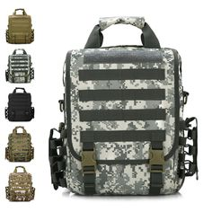 Aliexpress.com : Buy 14 waterproof computer backpack outside sport notebook backpack female Camouflage messenger  man  large  bag free shipping from Reliable leather messenger bag men suppliers on Yammy Si's store. $37.79