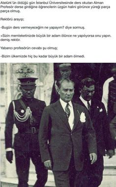 Atam Source by ilhanozkan. Ottoman Turks, Turkish Army, New Orleans French Quarter, The Turk, Great Leaders, World Peace, Historical Pictures, The Republic, Revolutionaries