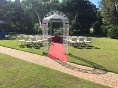 Our wedding gazebo for onsite wedding receptions at Quality Hotel Ballina. Wedding Gazebo, Wedding Receptions, Our Wedding, Quality Hotel, Arch, Outdoor Structures, Weddings, Garden, Longbow