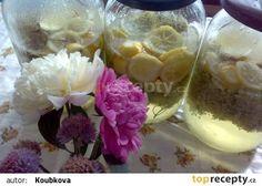 Bezinkový sirup recept - TopRecepty.cz Matou, Honeydew, Camembert Cheese, Dairy, Pudding, Fruit, Desserts, Recipes, Food