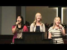 """He Chose the Cross"" --performed by a West Coast Baptist College Trio"