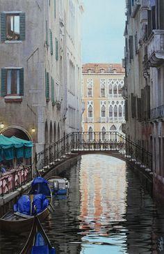 Thierry Duval - L'Empire des lumières de Venise