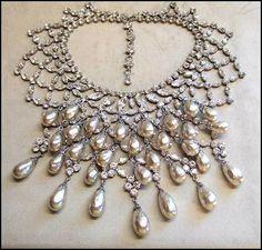 UN collar vintage de Dior... calderilla!