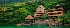 Laguna Lodge - Guatemala.