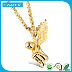 Wholesale Indian Jewelry Angle Design 20 Grams Gold Necklace Designs