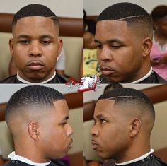 short hairstyles for black men 23