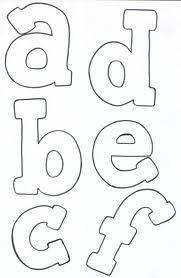 pannolenci lettere - Cerca con Google