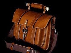skytop briefcases | The Teton Pullman Case from Skytop Trading, Colorado made.