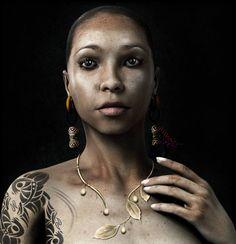 """""""Renaissance Nubia"""", by David El' Ella"""
