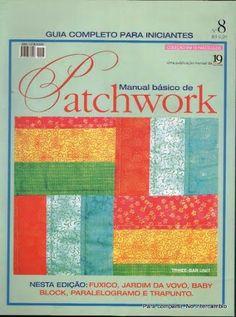 Manual do Patchwork - fascículo 8 - Marcia Regina - Picasa Web Albums