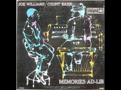 Joe Williams / Count Basie - Memories Ad-Lib (Vinyl, LP, Album) at Discogs