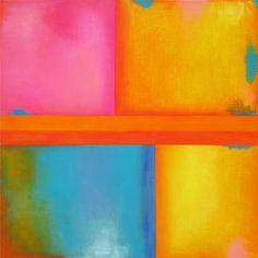 "Saatchi Art Artist Petra Lang; Painting, ""Summer, Sun & Sea"" #art"