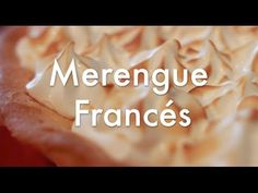Merengue francés