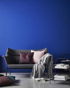 En perfekt sofa for to