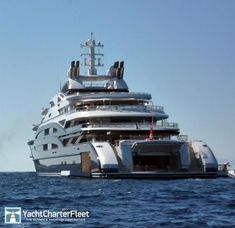 SERENE Yacht Photos - 439ft Luxury Motor Yacht for Charter