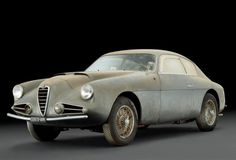 1954 Alfa Romeo 1900 SS Zagato barnfind