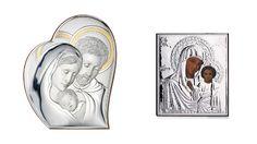 Quadri ed icone sacre uniche! Non solo pezzi in argento ma opere d'arte!