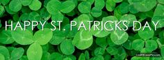 FREE facebook cover pics...Happy St. Patricks Day