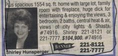 Is This The Best Possible Example of Why You Should Read Your Real Estate Ad Before it Posts?