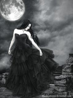 Into The Blue Memory by on DeviantArt Beautiful Dark Art, Beautiful Artwork, Gothic Fantasy Art, Goth Art, Dark Gothic, True Art, Dark Beauty, Horror Art, Images