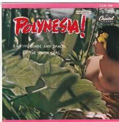 Polynesia dreaming 60's style..... tiki erotica