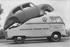 #VW #Volkswagen #Beetle transport