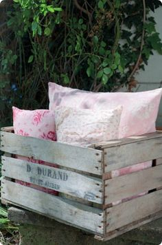 Toves .  I want to make this crate out of my pallet.