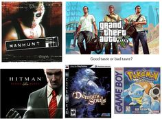 Bad or good taste in game design? popular opinion and bandwagon jumping