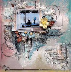 Captured Memories - Scrapbook.com